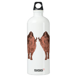 Búfalo selvagem