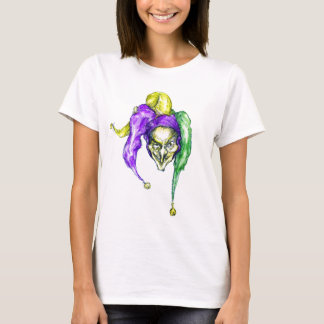 Bufão Camiseta Feminina