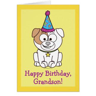 Buldogue do feliz aniversario: Neto Cartões