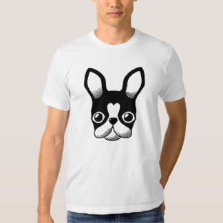 Buldogue francês/Boston Terrier T-shirt