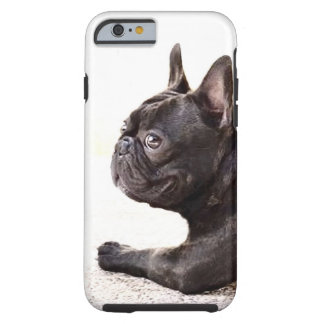 Buldogue francês capa tough para iPhone 6