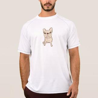 Buldogue francês de creme camiseta