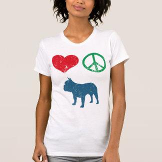 Buldogue francês tshirt
