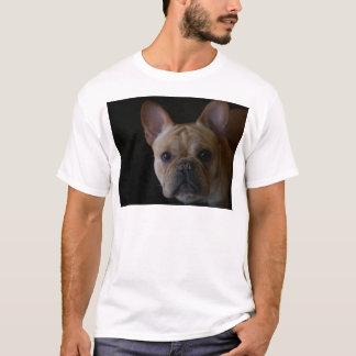 Buldogue francês tshirts