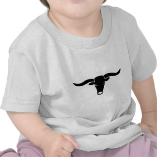 bull ox cow cowboy rodeo bulle kuh camisetas