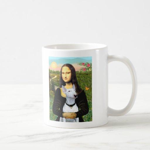 Bull terrier 1 - Mona Lisa Canecas