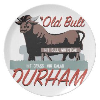 Bull velha Durham Pratos