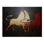 Bullfight 1 cartões postais