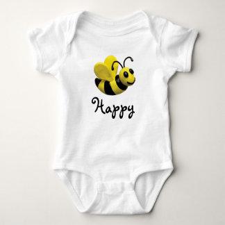 Bumble o chá de fraldas da abelha t-shirt