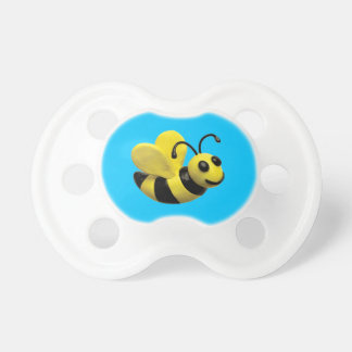 Bumble o chá de fraldas da abelha chupeta para bebê