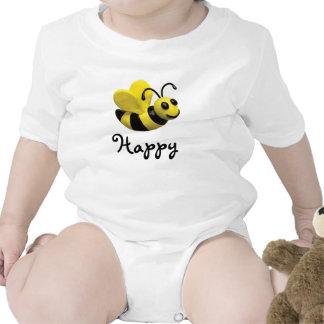 Bumble o chá de fraldas da abelha macacãozinho para bebês