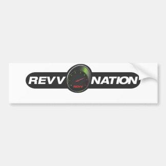 Bumpersticker de RevvNation Adesivos