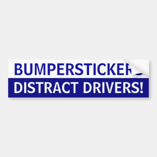 Bumperstickers Adesivo Para Carro