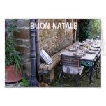 BUON NATALE - NATAL ITALIANO CARTOES