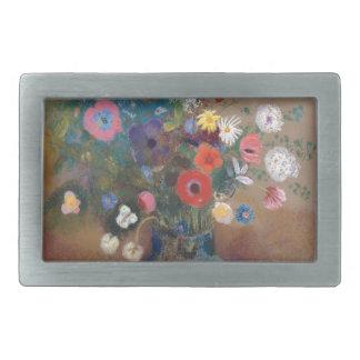 Buquê das flores - Odilon Redon