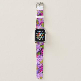 Buquê do design floral da arte abstracta das cores