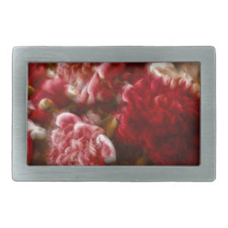 Buquê vermelho flamejante da flor da peônia