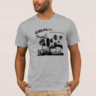 Burbank, a Paris do vale Camiseta