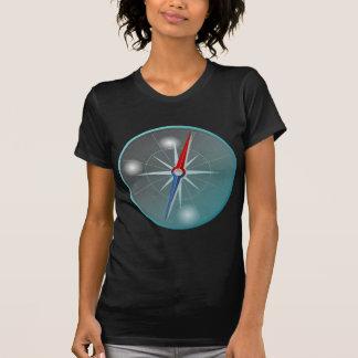 Bússola/compassos Tshirts