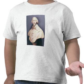 Busto de Cardeal Richelieu c.1642 Camisetas