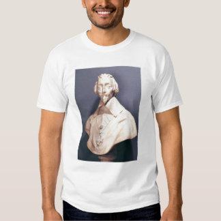 Busto de Cardeal Richelieu c.1642 Camiseta