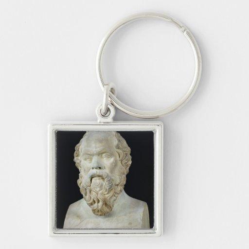 Busto de Socrates Chaveiro