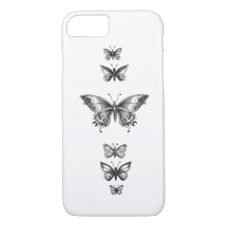 Butterflys mim capa de telefone