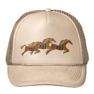 BV chapéu de galope dos cavalos Boné