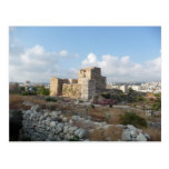 Byblos, Líbano Cartoes Postais