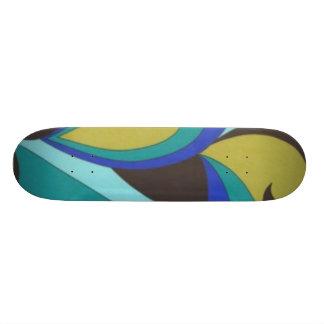 C2627_Turq Shape De Skate 18,1cm