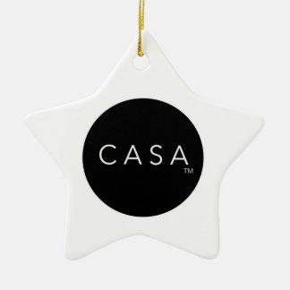 C A S um ornamento