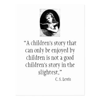 C.S. Cartão das citações de Lewis