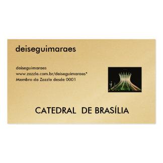 CA deiseguimaraes deiseguimaraes www zazzle Cartão De Visita