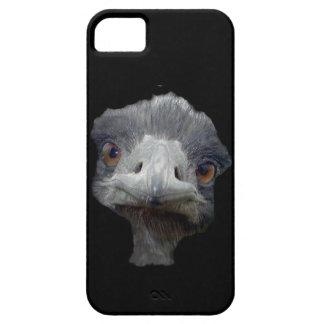 Cabeça da avestruz capa para iPhone 5