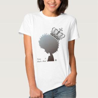 CABEÇA de Crown×BOMBER Tshirt