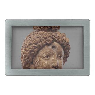 Cabeça de um Buddha ou de um Bodhisattva