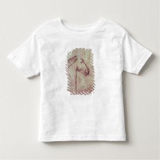 Cabeça de um cavalo, do Cueva de la Pena Camisetas