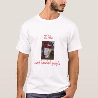 Cabeça do mosaico camiseta
