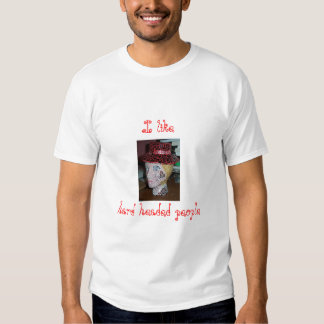 Cabeça do mosaico camisetas