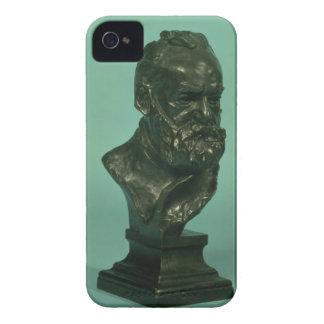 Cabeça do retrato de Victor Hugo (1802-85) Capinhas iPhone 4