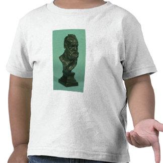 Cabeça do retrato de Victor Hugo (1802-85) Camisetas