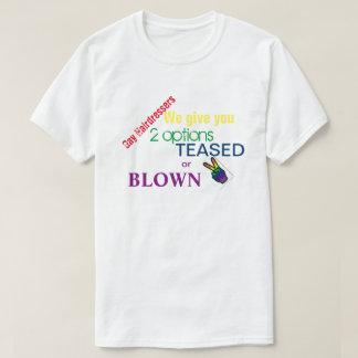 Cabeleireiro do orgulho gay t-shirt