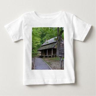 Cabine da angra de Cades Camiseta Para Bebê