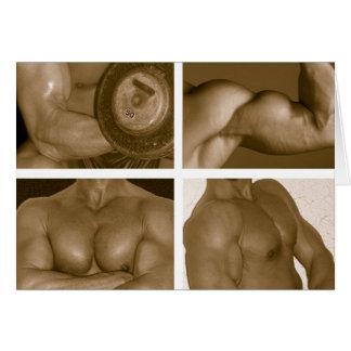 Cabo flexível do músculo: www.AriesArtist.com Cartão