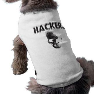Cabouqueiros Camisa Sem Mangas Para Cachorro