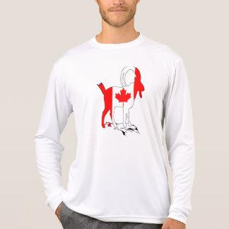 Cabra Canadá Camiseta