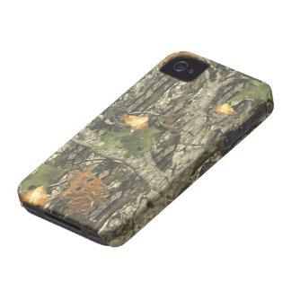 Caça Camo Capa Para iPhone 4 Case-Mate