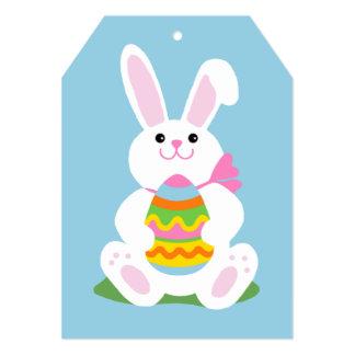 Caça do ovo do coelhinho da Páscoa Decoration| Convite 12.7 X 17.78cm