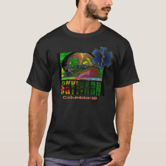 Caçador da tempestade de SKYWARN/estrela da camisa
