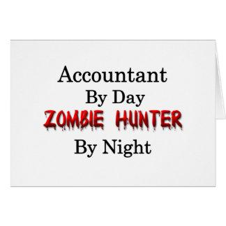 Caçador do contador zombi